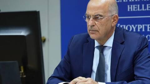Στο Ιράκ ο Νίκος Δένδιας - Συναντήσεις με πολιτειακή και πολιτική ηγεσία