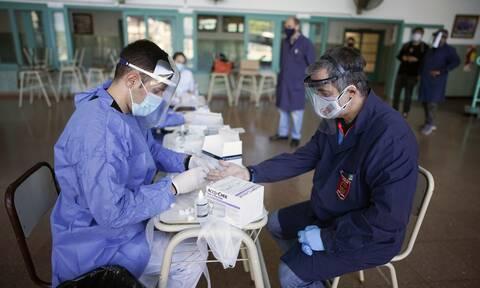 Κορονοϊός: Αυτή είναι η χρονική διάρκεια μεταδοτικότητας του ιού