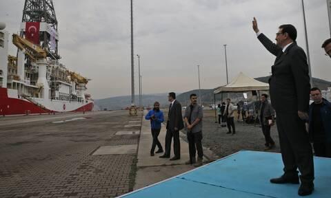 Ντονμέζ: Το Oruc Reis ξεκίνησε έρευνες και παίρνει τις πρώτες ενδείξεις