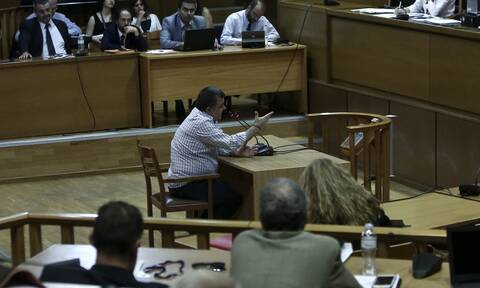 Δίκη Χρυσής Αυγής - Απόφαση: Ισόβια και 10 χρόνια στον Γιώργο Ρουπακιά
