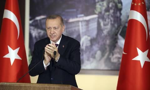 Oruc Reis - Εμπρηστικός Ερντογάν: Θα συνεχίσουμε να δίνουμε τις απαντήσεις που πρέπει στην Ελλάδα
