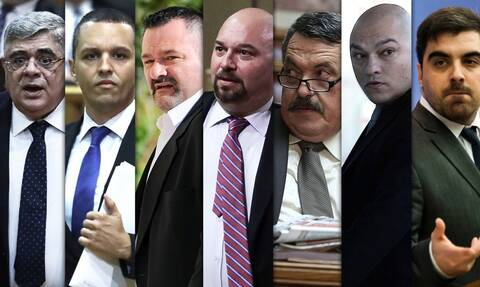 Δίκη Χρυσής Αυγής - Απόφαση: Οι ποινές για τον Μιχαλιολάκο και τα στελέχη της εγκληματικής οργάνωσης