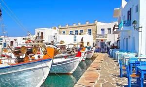 Парос вошел в 10 самых красивых островов мира