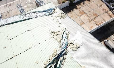Γαλάτσι: Έργα αποκατάστασης μετά τα ακραία καιρικά φαινόμενα