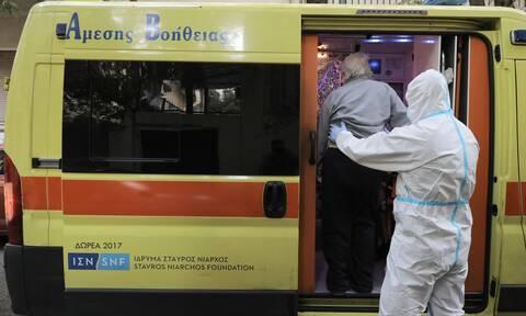 Κορονοϊός: Υγειονομική «βόμβα» τα γηροκομεία - Σε καραντίνα μονάδα στα Ιωάννινα