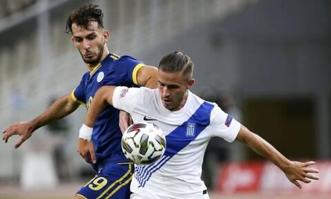 Ελλάδα – Κόσοβο 0-0: Τα highlights του αγώνα (vid+pics)