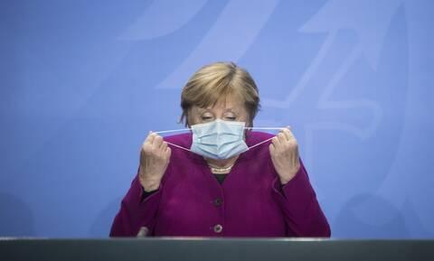 Κορονοϊός στη Γερμανία - Δραματικό μήνυμα Μέρκελ: Δεν αντέχουμε δεύτερο lockdown