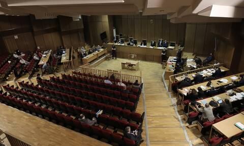 Δίκη Χρυσής Αυγής - Απόφαση: Αυτές είναι όλες οι τελικές ποινές