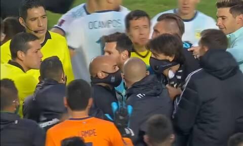 Λιονέλ Μέσι: Χαμός στο παιχνίδι με τη Βολιβία – «Άντε να πεθάνεις. Της μάνας σου το...» (video)