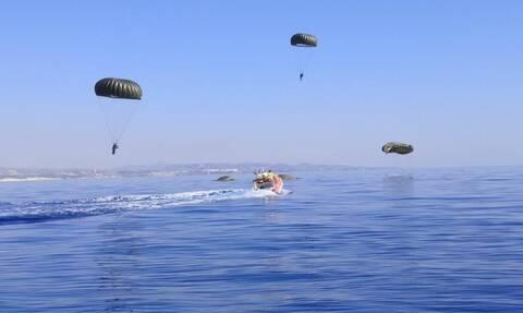 Άσκηση «ΝΕΜΕΣΙΣ 2020»: Δυναμική απάντηση στην Άγκυρα - Πολυεθνικό τείχος στην Κύπρο