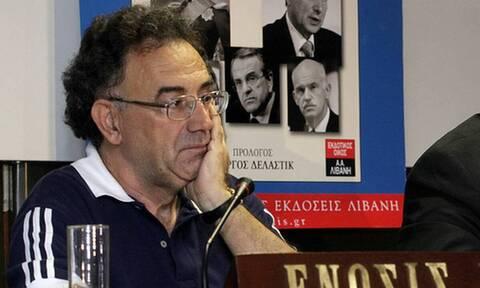 Γιώργος Δελαστίκ: Θρήνος για τον γνωστό δημοσιογράφο - Ποιος ήταν