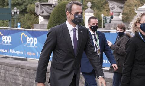 Σύνοδος Κορυφής - Μητσοτάκης: Η Ευρώπη να φανεί συνεπής απέναντι στις προκλήσεις της Τουρκίας