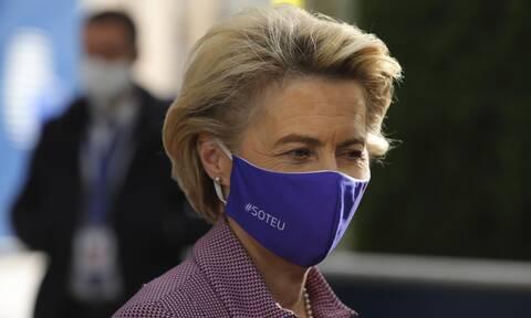 Συναγερμός στο Ευρωπαϊκό Συμβούλιο: Αποχώρησε η πρόεδρος της Κομισιόν λόγω κορονοϊού