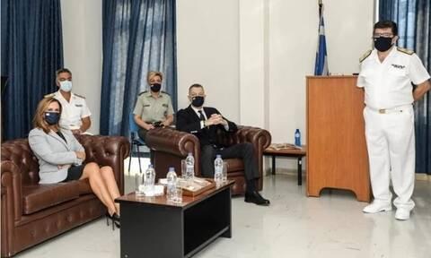 Συνεργασία υπουργείων Άμυνας και Υγείας: Στο ΚΕΦΠ Στεφανής και Ράπτη
