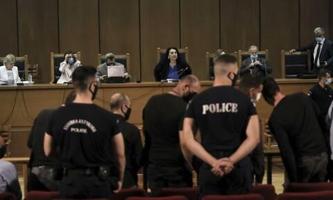Δίκη Χρυσής Αυγής – Αναστολές: Πόσα χρόνια θα μπουν φυλακή οι καταδικασθέντες