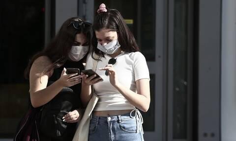 Κορονοϊός: «Φοράτε υποχρεωτικά μάσκα» - Μήνυμα του 112 στους κατοίκους της Κοζάνης