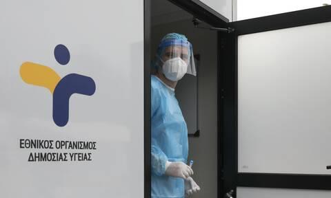 Greece confirms 453 new coronavirus cases, 13 deaths