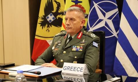 Το ηχηρό μήνυμα του στρατηγού Φλώρου στους Τούρκους