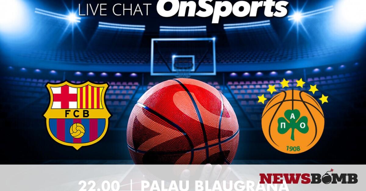 facebookBarcelona Panathinaikos live