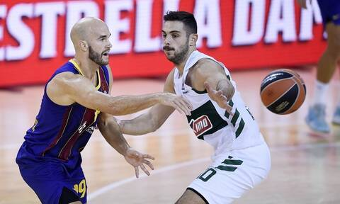 Euroleague: Η κατάθεση ψυχής στη Βαρκελώνη κι η τρομερή Ζαλγκίρις!
