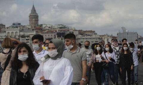 Κορονοϊός: H Τουρκία εξακολουθεί να μην δίνει στοιχεία για τους ασυμπτωματικούς ασθενείς