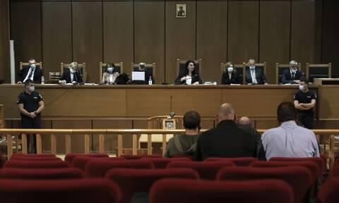 Δίκη Χρυσής Αυγής - Αναστολές: Επιστράτευσαν παιδιά και... ζώα για να μην μπουν πίσω από τα κάγκελα