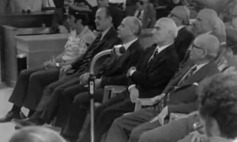 Όταν ξεκίνησε η δίκη του Πολυτεχνείου (videos)