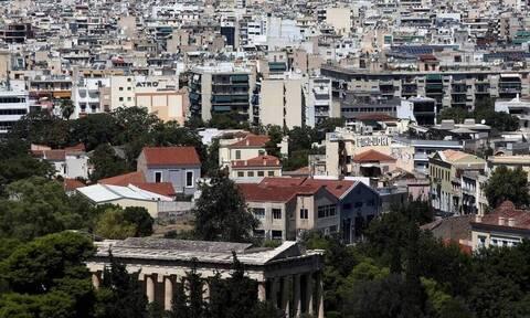 ΕΝΦΙΑ: Στα «ύψη» οι αντικειμενικές έως και 100% σε όλη την Αθήνα