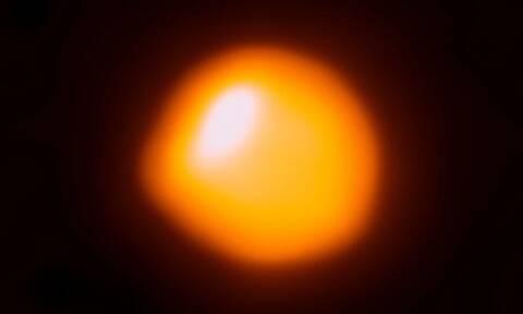 Ανατροπή: Τι αλλάζει με το υπεργιγάντιο άστρο Μπετελγκέζ (video)