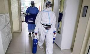 В России впервые выявили более 15 тыс. случаев заражения коронавирусом за сутки