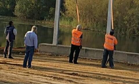 Έβρος: Ξεκίνησε η κατασκευή του φράχτη - Μεταβαίνει ο Μητσοτάκης το Σαββατοκύριακο