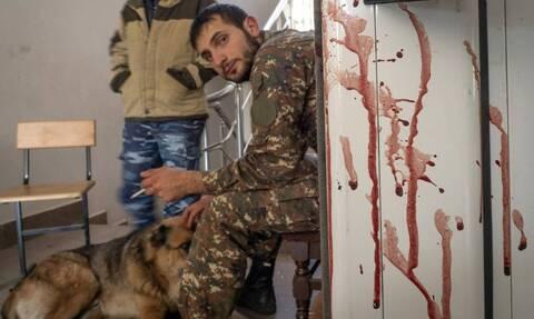 Ναγκόρνο Καραμπάχ: Τους 633 έφθασαν οι στρατιώτες που σκοτώθηκαν - Βόμβα σε στρατιωτικό νοσοκομείο
