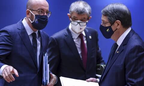 Σύνοδος Κορυφής: Έντονη αποδοκιμασία για τις «νέες μονομερείς και προκλητικές ενέργειες της Τουρκίας