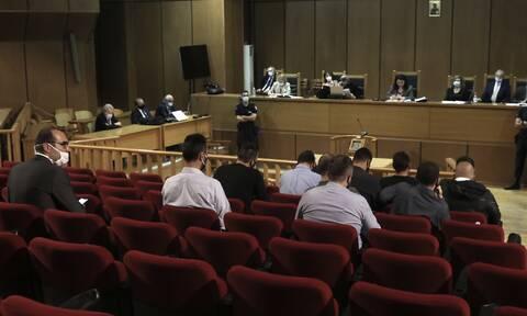 Δίκη Χρυσής Αυγής: Τη Δευτέρα η εισαγγελική πρόταση επί των αναστολών