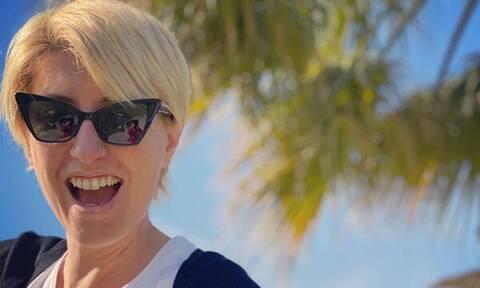 Σία Κοσιώνη: Δε φαντάζεστε τι της έδωσε ο γιος της