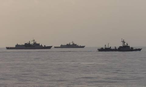 Δεν ηρεμεί ο Ερντογάν: Τρεις νέες NAVTEX για ασκήσεις σε Αιγαίο και Μεσόγειο