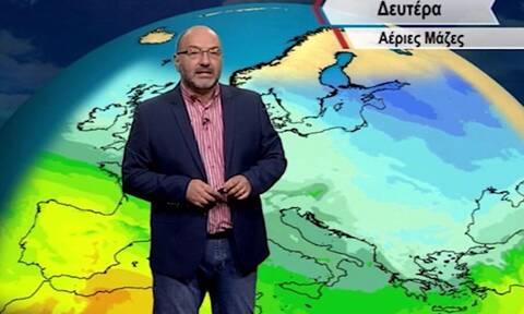 Καιρός: Πού θα βρέξει τις επόμενες ώρες; Ενημέρωση Αρναούτογλου