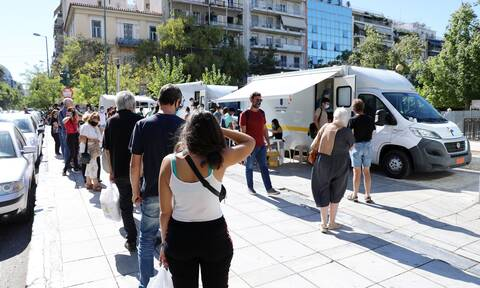 Officials: Coronavirus pandemic numbers in Greece tend toward stability, but balance is 'fragile'