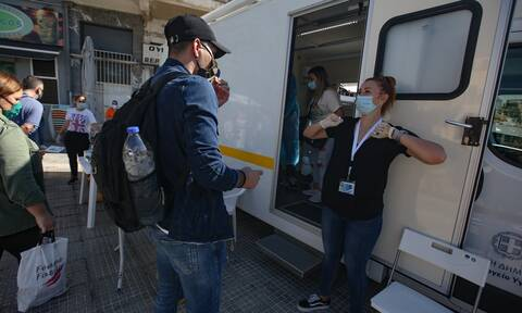Greece reports 508 new coronavirus cases, 8 deaths on Friday; 81 in ICUs