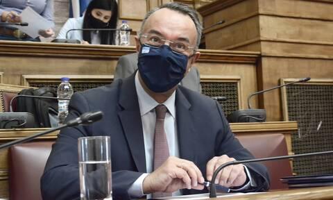 Κόντρα Σταϊκούρα - ΣΥΡΙΖΑ για τους ρυθμούς ανάπτυξης της χώρας