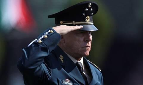 ΗΠΑ: Προφυλακίστηκε ο πρώην υπουργός Άμυνας του Μεξικού