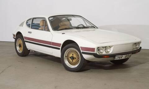 Δεν θα πιστεύετε σε ποιο διάσημο μοντέλο βασίζεται αυτό το όμορφο σπορ αυτοκίνητο