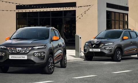 Το Spring Electric της Dacia θέλει να είναι το πιο φτηνό ηλεκτρικό στην Ευρώπη