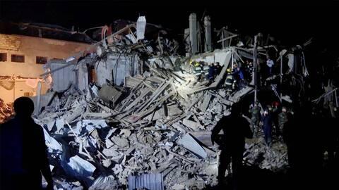 Αζερμπαϊτζάν: Επίθεση με πυραύλους στην Γκάντσα - Τουλάχιστον 12 νεκροί
