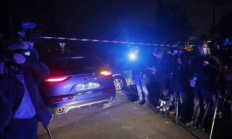 Φρίκη στο Παρίσι: Γύρισε η Ισλαμική τρομοκρατία- Η στιγμή που o δολοφόνος του καθηγητή πέφτει νεκρός