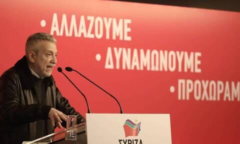 Κοντονής κατά ΣΥΡΙΖΑ: Οι ανάξιες ηγεσίες γίνονται αδίστακτες