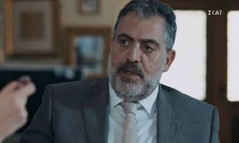 8 λέξεις: Έρχεται η στιγμή που ο Μιλτιάδης καταδίδει τον γιο του!