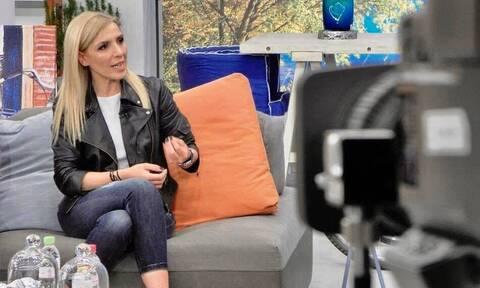 Ρένα Κουβελιώτη: Συγκλονίζει η δημοσιογράφος - Το σοβαρό πρόβλημα υγείας