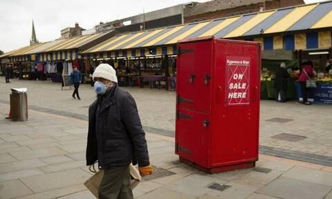 Κορονοϊός: Σαρώνει τη Βρετανία – Πάνω από 16.000 νέα κρούσματα