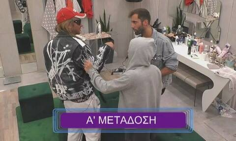 Big Brother: Πλάνα που δεν είχαν προβληθεί ποτέ από το σπίτι... (Video)